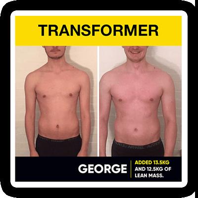 Transformer: George