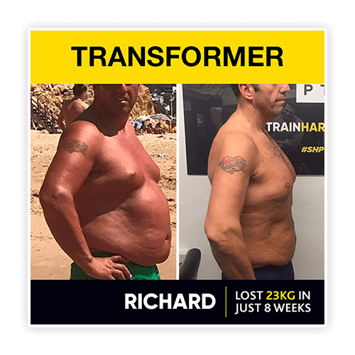 Transformer: Richard