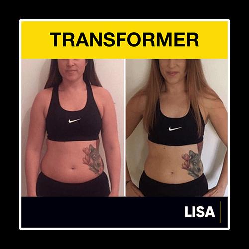 Transformer: Lisa
