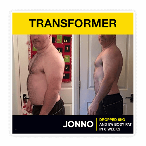 Transformer: Jonno