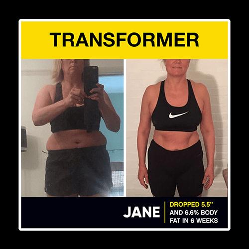 Transformer: Jane