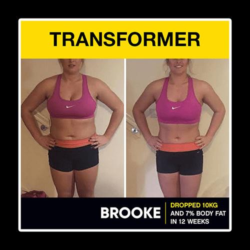 Transformer: Brooke